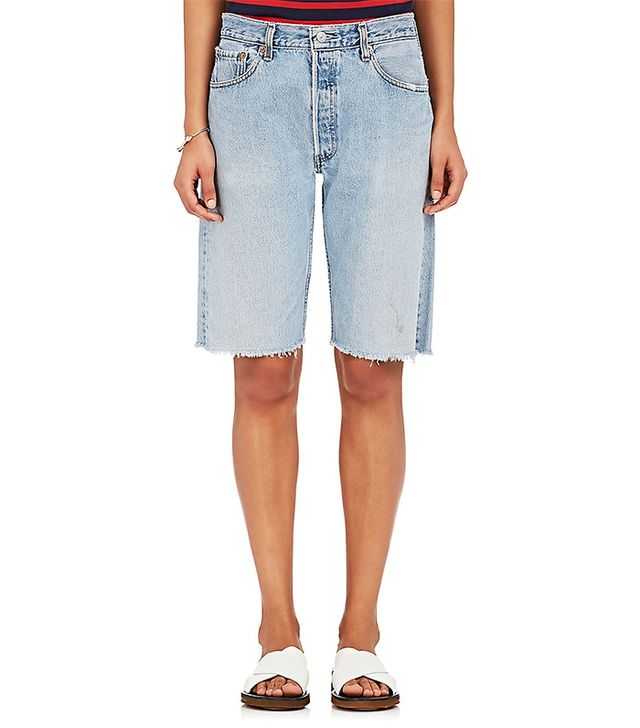 Women's Walking Denim Shorts
