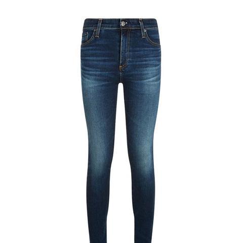 Farrah Cropped Skinny Jeans