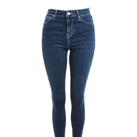 MOTO Contrast Stitch Jamie Jeans