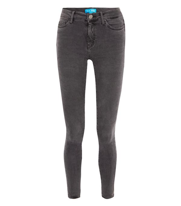 Best High-Waisted Skinny Jeans: M.i.h Jeans Bodycon High-Rise Skinny Jeans