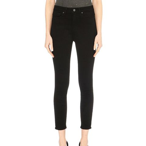Margot Ultra-Skinny High-Rise Cropped Jeans