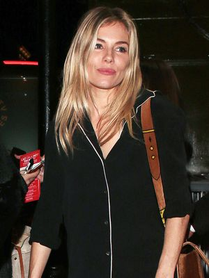 Sienna Miller Just Wore the Comfiest Outfit — and It Looks Expensive Too
