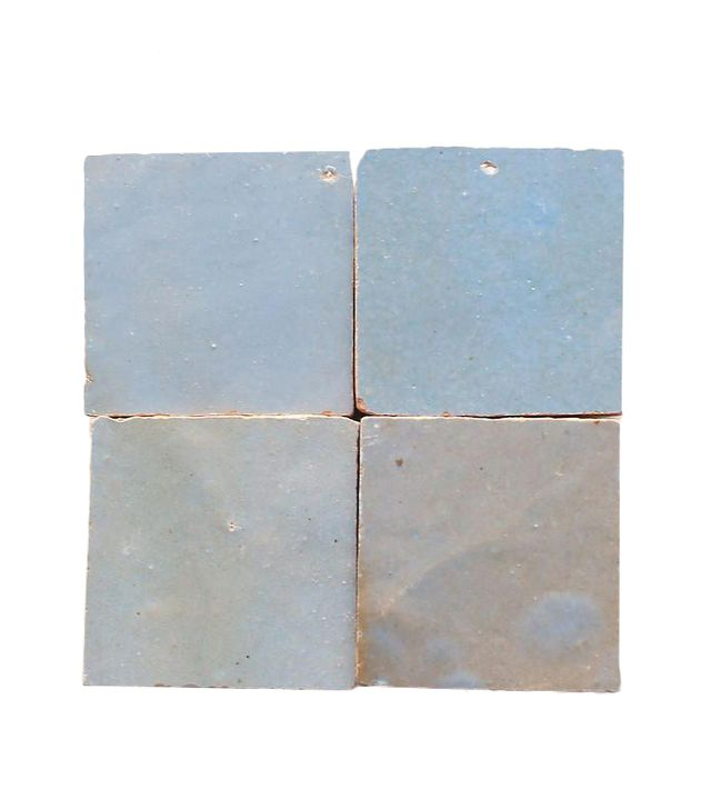 Clé Tile Shattered Pearl Tile