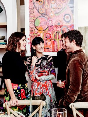 Athena Calderone Shares Her Top Tips for Hosting a Memorable Friendsgiving
