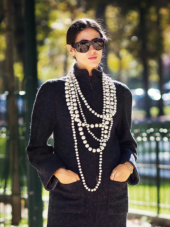 The Best Modern Pearl Jewelry To Shop Now Who What Wear