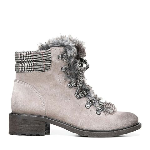 Darrah 2 Faux Fur–Trim Boot