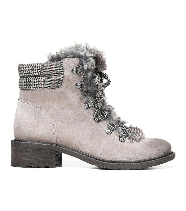 Darrah 2 Faux Fur Trim Boot