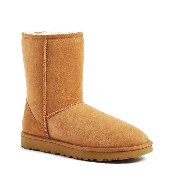 Women's Ugg 'Classic Ii' Genuine Shearling Lined Short Boot