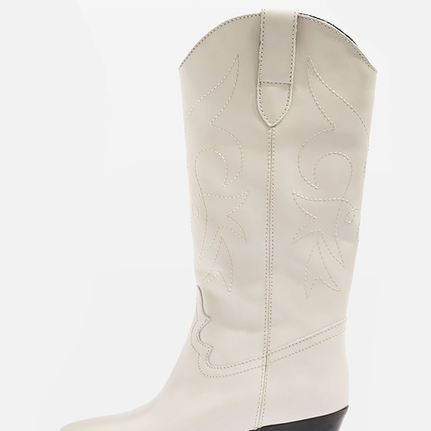 Devious Western Boots