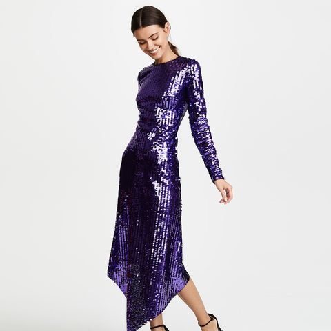 Clarissa Sequin Dress