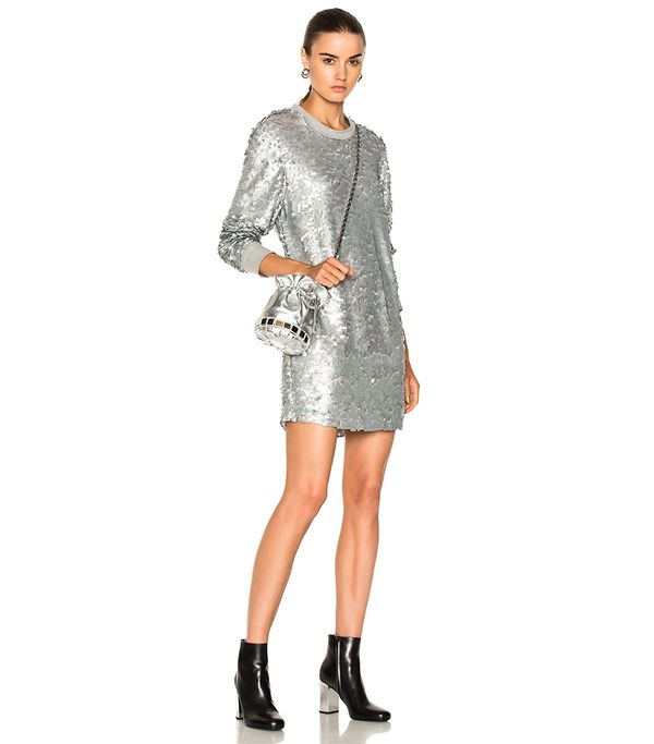 Norma Kamali Sequin Dress