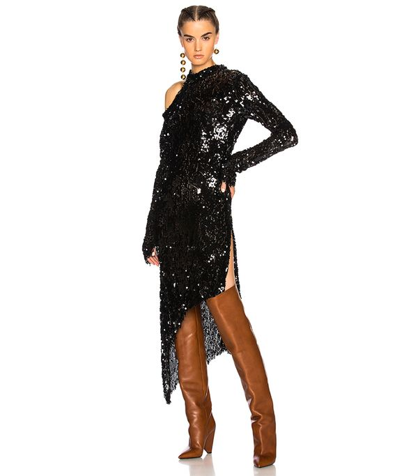 Sequined Dresses The Only Thing To Wear This Nye