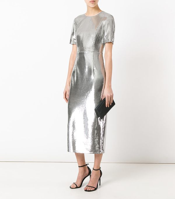 Diane von Furstenberg Sequin Dress