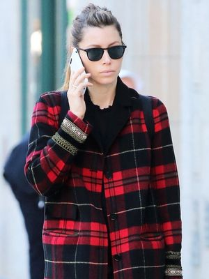Jessica Biel Wore the Boot Trend That Looks Perfect With Skinny Jeans