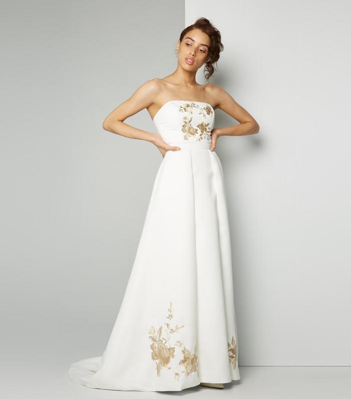 18 Beautiful Destination Wedding Dresses | Who What Wear