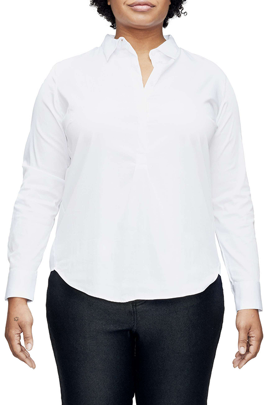 Plus Size Women's Universal Standard Elbe Shirt