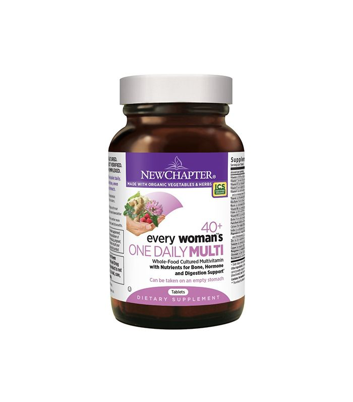Every Woman's One Daily 40+ Multivitamin by New Chapter