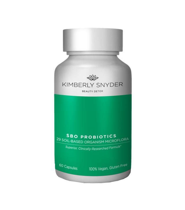 Kimberly Snyder Beauty Detox SBO Probiotics