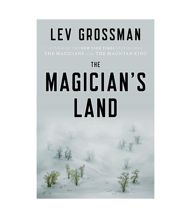Lev Grossman The Magician's Land
