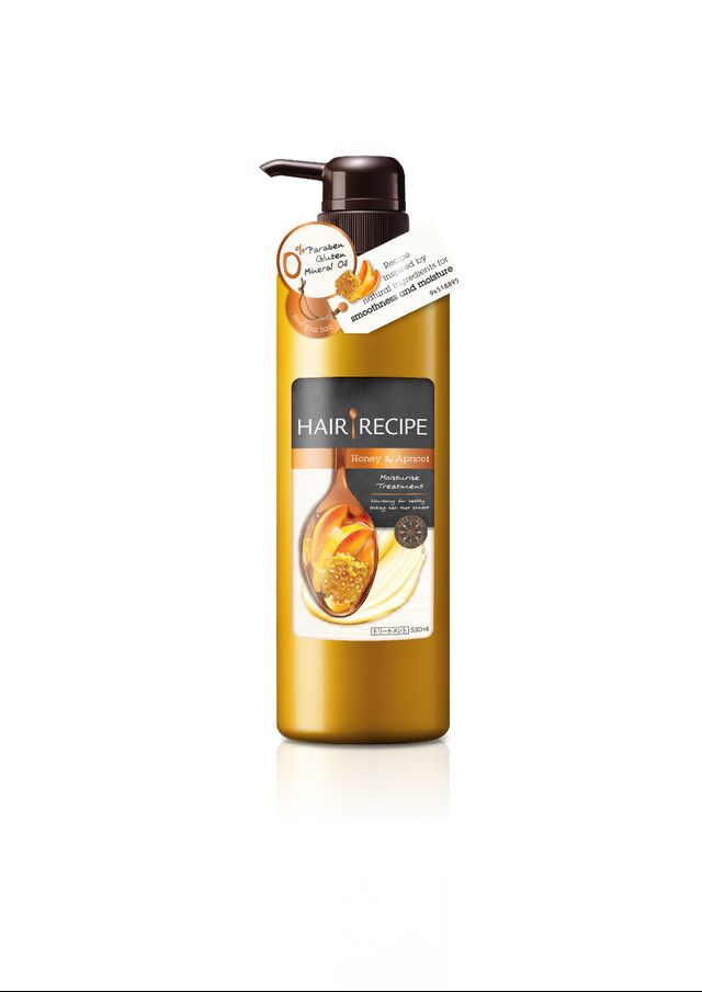 Hair Recipe Honey & Apricot Moisture Therapy