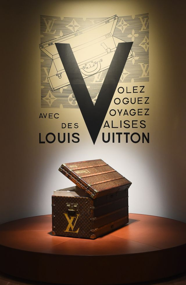 Fittingly, the story of the man behind the world's most famous trunk begins with a very long trip. According to a press release from Louis Vuitton, the namesake of the French brand was 14...