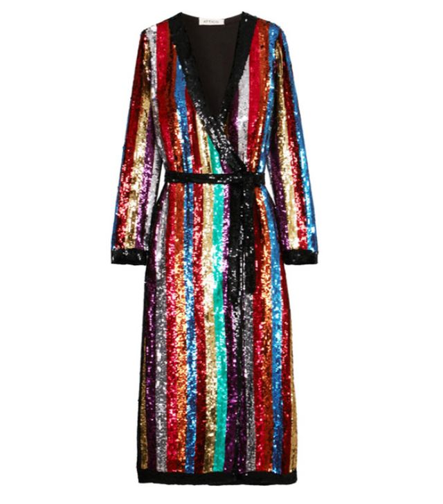 Best rainbow sequins: