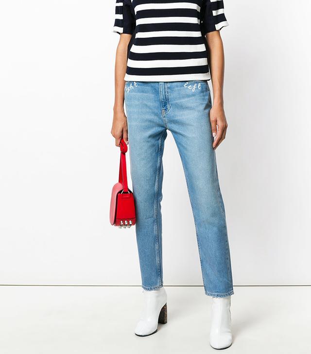 M.i.h Jeans Mimi Jean Customised by Hilda Sandstrom
