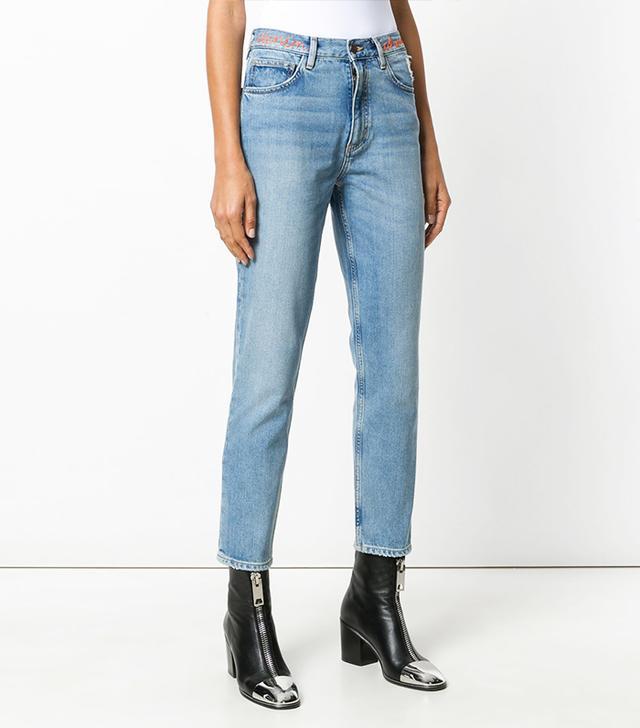 M.i.h Jeans Mimi Jean Customised by Annabel Rosendahl