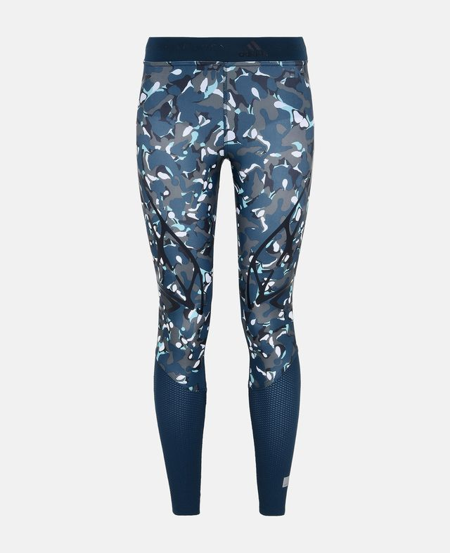 Adidas x Stella McCartney Multicolor Running Tights