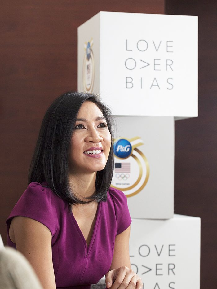 Michelle Kwan Olympics Interview