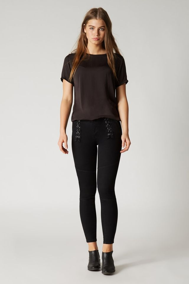 Blank NYC High Rise Jeans