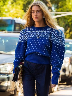 Chunky Sweaters to Keep You Stylish in Colder Weather