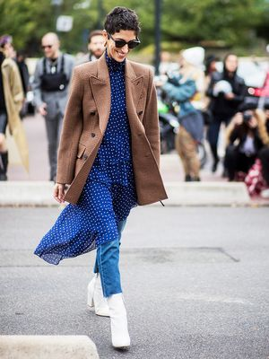 White Boots to Make All Your Outfits Instantly Cooler