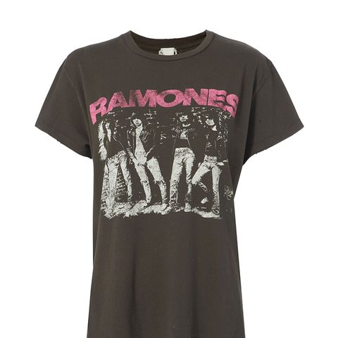 Ramones Pink Classic Tee
