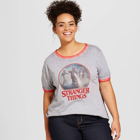 Stranger Things Search for Will Ringer Graphic T-Shirt