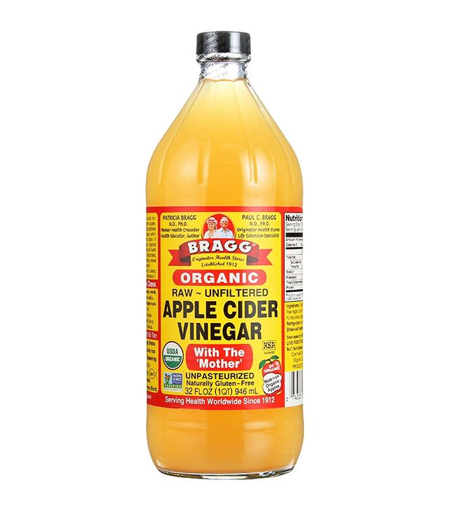 How to lose belly fat: Bragg's Apple Cider Vinegar
