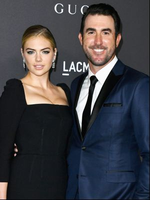 Kate Upton and Justin Verlander Got Married—and the Ceremony Was Stunning