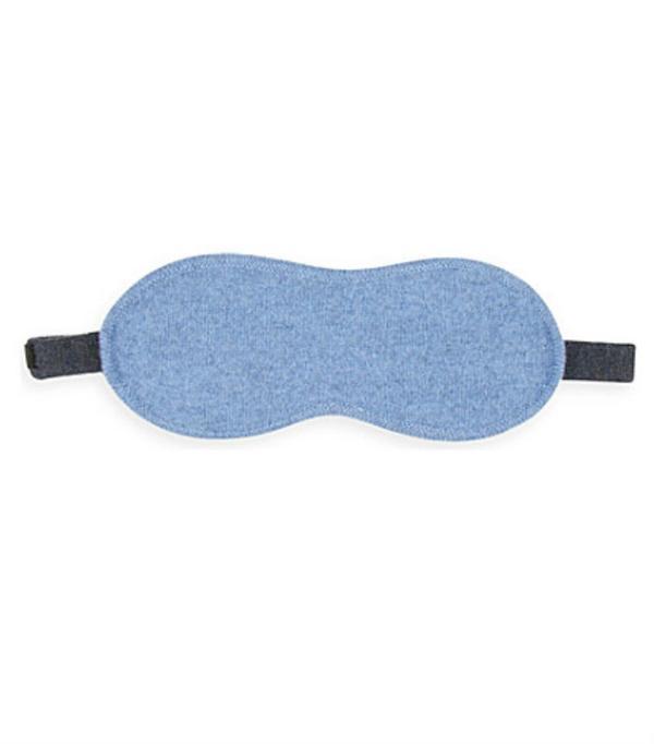 Best sleep mask: Cash Ca Cashmere Eye Mask