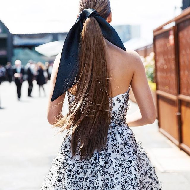 Hair Dressing: These Genius Spring Racing Looks Have Left Us Speechless