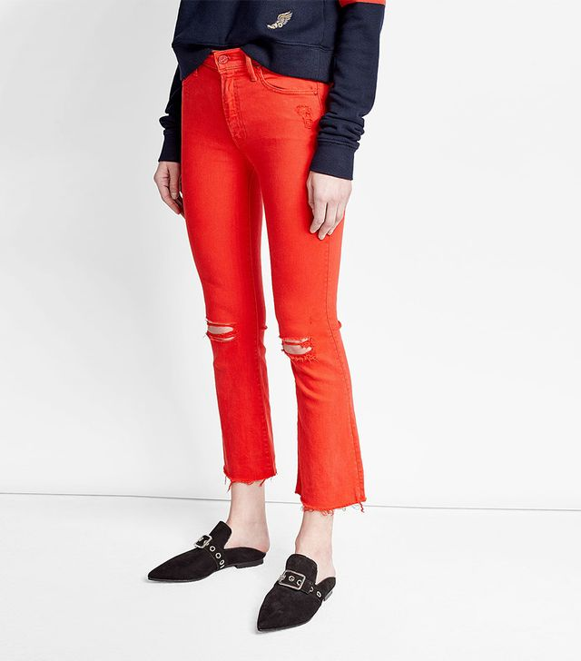 Insider Cropped Jeans