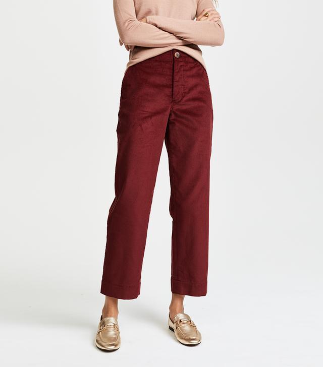 Trill Corduroy Pants