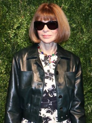 Anna Wintour Wore the Ultimate 3-Piece Outfit on the Red Carpet