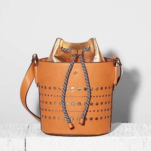 Blanche Drawstring Bag
