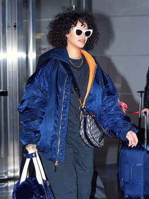 Marshmallow Boots: Rihanna's New Go-To Airport Shoes