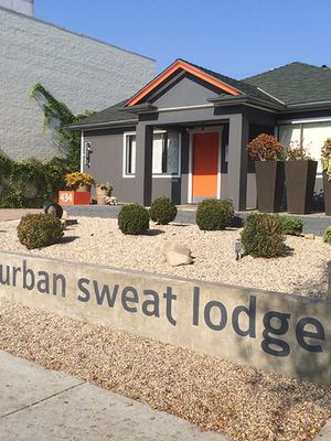It's Probably Crazy, But I Went to an Urban Sweat Lodge for a Month