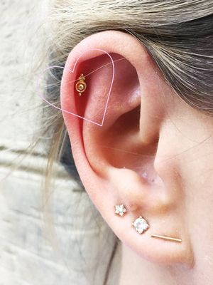 Helix Piercing 101: We Reveal All You Need to Know