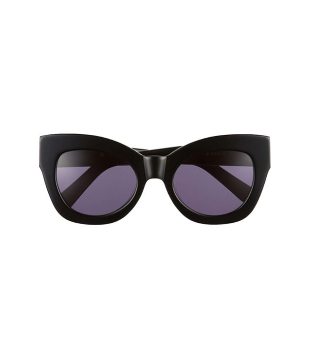 Karen Walker Northern Lights V2 51mm Cat Eye Sunglasses