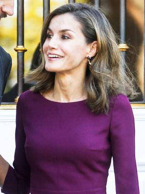 Hurry: Queen Letizia's Perfect Dress Is on Sale for 45% Off