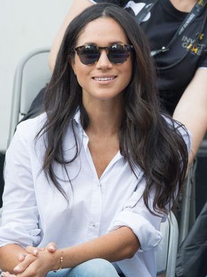 Surprise: Meghan Markle Wore Kate Middleton's Dress in 2012
