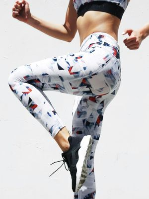 A Legging Designer Explains What the Latest Tech Actually Does